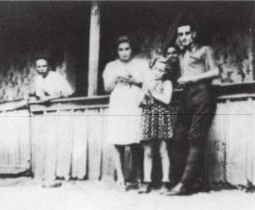 Antes de la deportación
