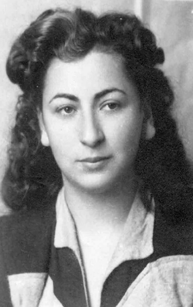 como Ibolya Friedman
