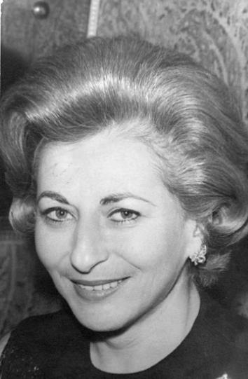 VIOLETA FRIEDMAN en 1966