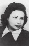 Mi hermana Eva en 1953