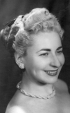 VIOLETA FRIEDMAN en 1953